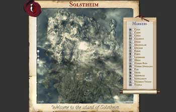 Solstheim Map - The most complete map of Skyrim\'s DLC Dragonborn